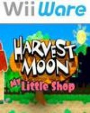 Cover Harvest Moon: My Little Shop