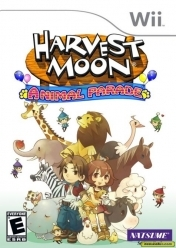 Cover Harvest Moon: Animali in marcia