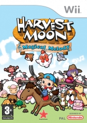 Cover Harvest Moon: Magical Melody