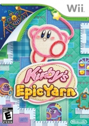 Cover Kirby's Epic Yarn (Wii)