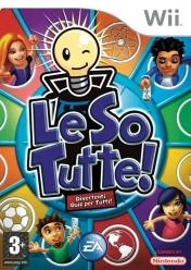Cover Le So Tutte! (Wii)