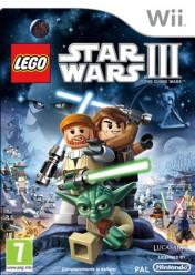 Cover LEGO Star Wars III: The Clone Wars