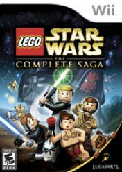 Cover LEGO Star Wars: The Complete Saga