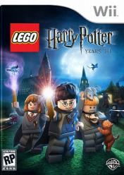 Cover LEGO Harry Potter: Anni 1-4