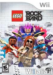 Cover Lego Rock Band
