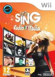 Cover Let's Sing @ Radio Italia