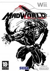 Cover MadWorld (Wii)