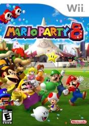Cover Mario Party 8