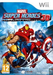 Cover Marvel Super Heroes: Grandmaster's Challenge