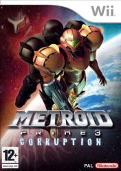 Cover Metroid Prime 3: Corruption (Wii)
