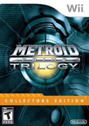 Cover Metroid Prime Trilogy (Wii)
