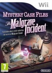 Cover Mistery Case File: Il Caso Malgrave