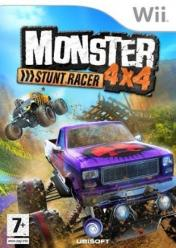 Cover Monster 4x4: Stunt Race