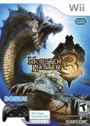 Cover Monster Hunter Tri (Wii)