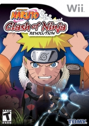 Cover Naruto: Clash of Ninja Revolution