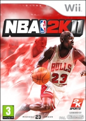 Cover NBA 2K11 (Wii)