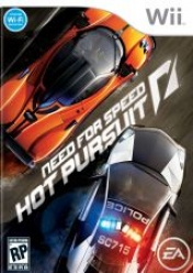 Cover Need for Speed: Hot Pursuit (Wii)