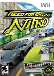 Cover Need for Speed NITRO