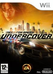 Cover Need for Speed Undercover (Wii)