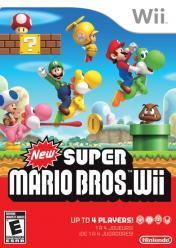 Cover New Super Mario Bros. Wii