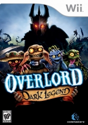 Cover Overlord: Dark Legend