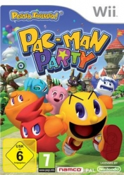 Cover Pac-Man Party