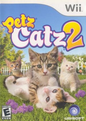 Cover Petz: Catz 2 (Wii)