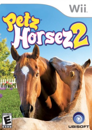 Cover Petz: Horsez Farm Adventures