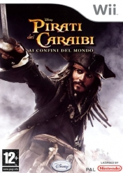 Cover Pirates of the Caribbean: At World's End
