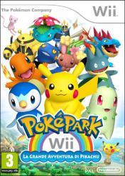 Cover PokéPark WII: La Grande Avventura di Pikachu