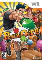 Cover Punch-Out!! Wii (Wii)