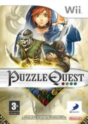 Cover Puzzle Quest: Challenge of the Warlords (Wii)