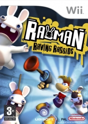 Cover Rayman: Raving Rabbids (Wii)