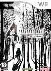 Cover Resident Evil 4: Wii Edition