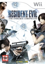 Cover Resident Evil: The Darkside Chronicles
