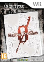 Cover Resident Evil Archives: Resident Evil Zero