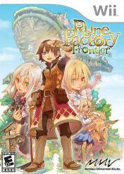 Cover Rune Factory: Frontier (Wii)