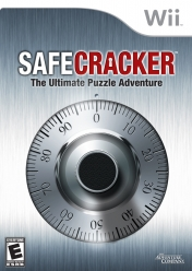Cover Safecracker (Wii)