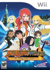 Cover Sakura Wars: So Long, My Love