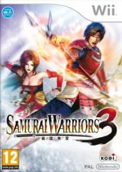 Cover Samurai Warriors 3