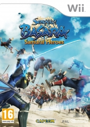 Cover Sengoku Basara: Samurai Heroes (Wii)