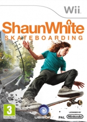 Cover Shaun White Skateboarding (Wii)