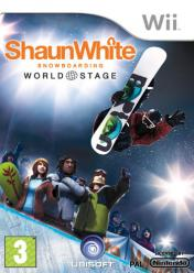 Cover Shaun White Snowboarding: World Stage