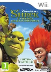 Cover Shrek: E Vissero Felici e Contenti