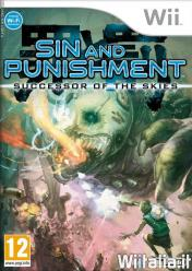 Cover Sin & Punishment: Successor of the Skies (Wii)