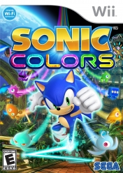 Cover Sonic Colours