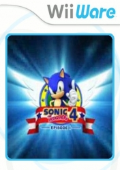 Cover Sonic the Hedgehog 4 (Wii)