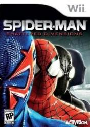 Cover Spider-Man: Shattered Dimensions (Wii)