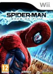 Cover Spider-Man: Edge of Time (Wii)