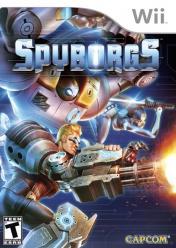 Cover Spyborgs (Wii)